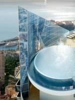 Multi-storey penthouse in Monaco