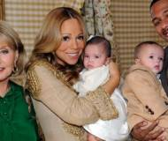 Mariah and her daughters
