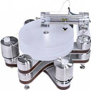 $19,000 ClearAudio Master Reference Turntable