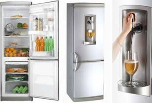 HomePub – A Fridge With Built-In Beer Tap