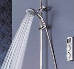 Grohtherm Wireless Digital Shower
