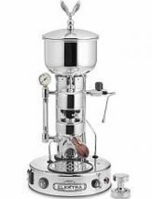 Elektra Chrome Espresso Machine
