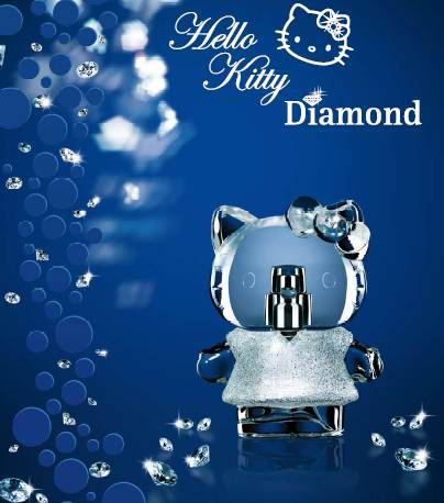 hellokitty diamond