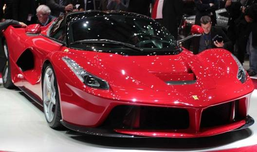 Even Santa can't help – LaFerrari is sold out