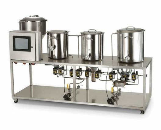 $45,000 Professional Microbrewery is for brewing your own beer