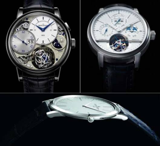 The Jaeger-LeCoultre Jubilee Collection 'Tribute to Antoine LeCoultre' marks watchmaker's 180-year anniversary