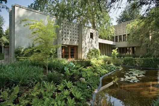 World's most expensive modular home 'Millard House' by Frank Lloyd Wright is up for sale