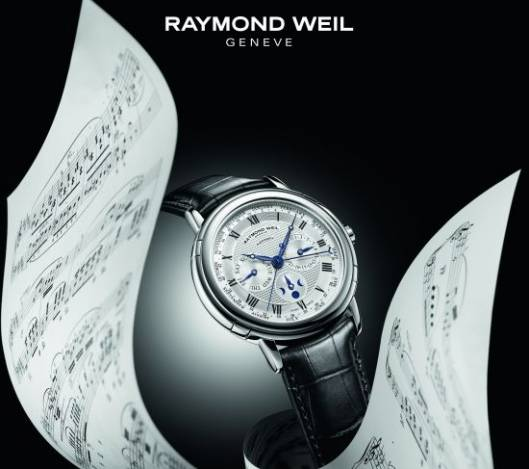 Raymond Weil tells it's watchmaking story in the short film 'Precision Is My Inspiration'
