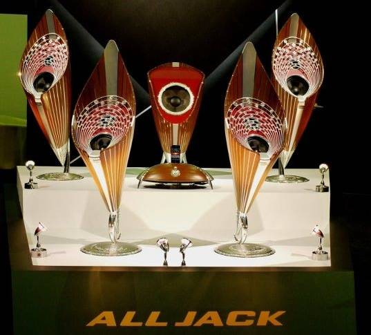 AllJack diamond speakers