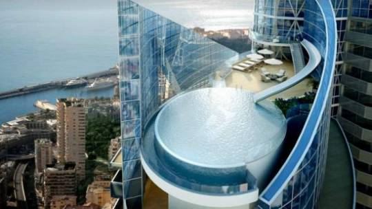 Tour Odean Penthouse in Monaco