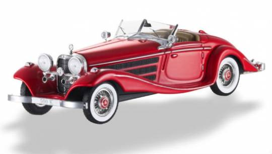 mercedes benz 500k special roadster