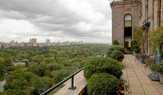 New York's legendary Sherry Netherland co-op apartment listed for $95 million