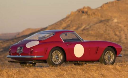 A 1960 Ferrari 250 GT SWB Berlinetta 'Competizione' to lead the RM Auctions Arizona Sale