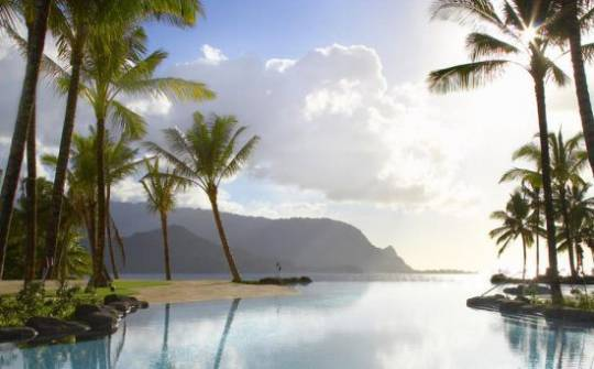 The St. Regis Princeville Resort Beach