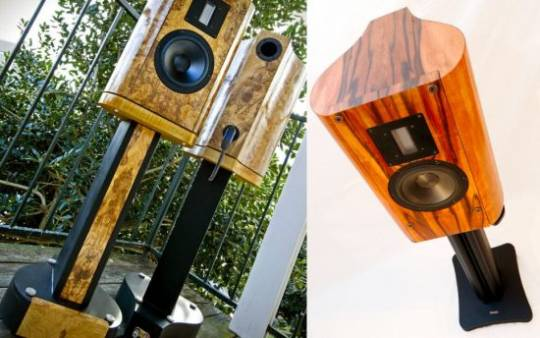 vapor audio cirrus loudspeakers
