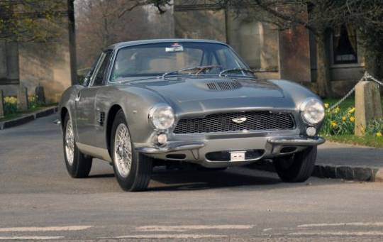 One-Off 1960 Aston Martin DB4GT Bertone 'Jet' expected to realize upto $5.95 million