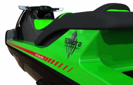 dimora all electric stealth jet ski