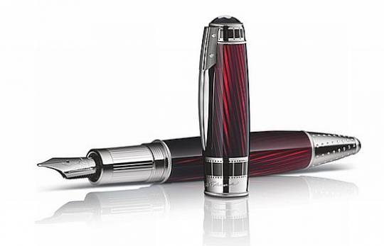 Montblanc Alfred Hitchcock limited edition 80 pen