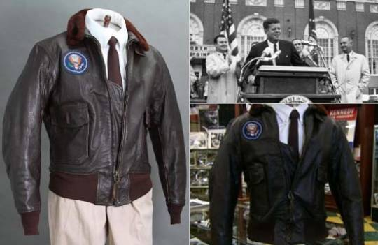 Air Force One Bomber Jacket
