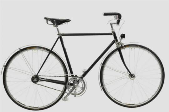 Vickers English Roadster SL Bicycle