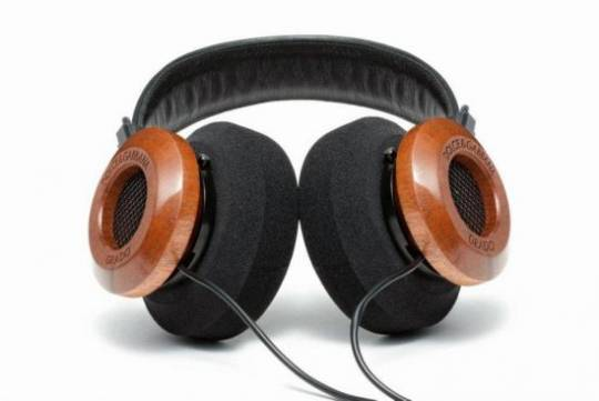 Dolce & Gabbana and Grado Labs team up for mahogany wood headphones