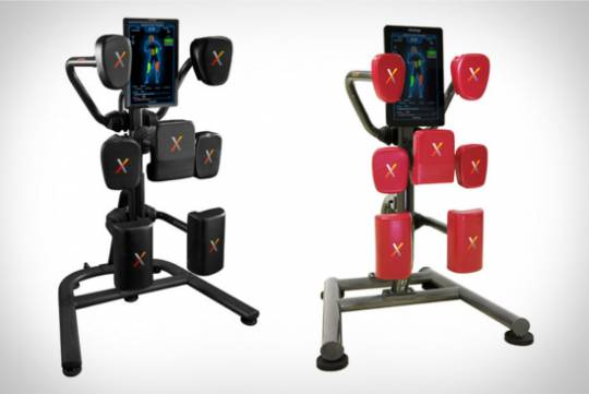 Nexersys Boxing systems for getting the most out of workouts and home and office