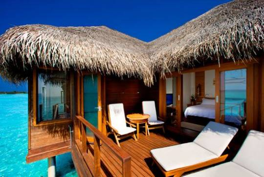 Sheraton Maldives FullMoon Resort & Spa Resort