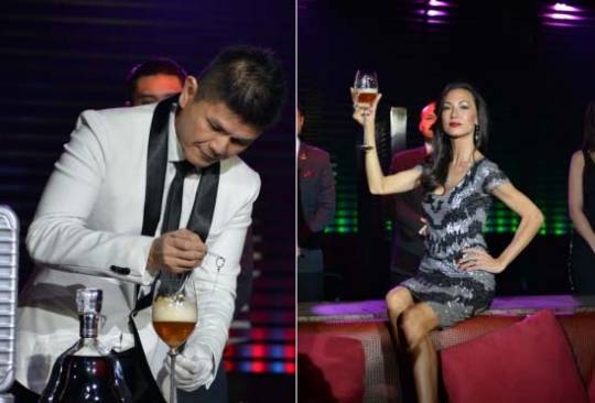 Singapore club Pangaea and luxury jeweller Mouawad unveils Asia's most expensive $26,000 cocktail
