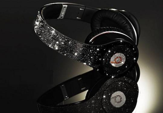 crystalroc dr dre beats headphones