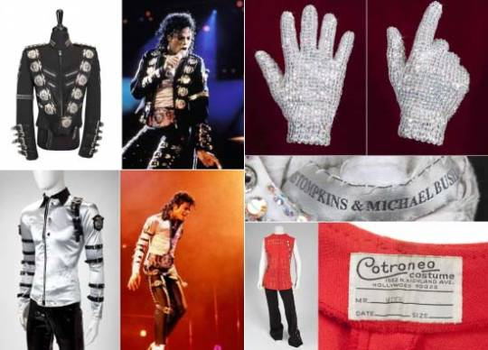 Lady Gaga buys 55 items from Michael Jackson Memorabilia at Juliens Auction