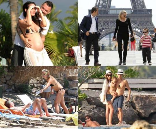 Best of Richfiles - Where the celebrities are vacationing