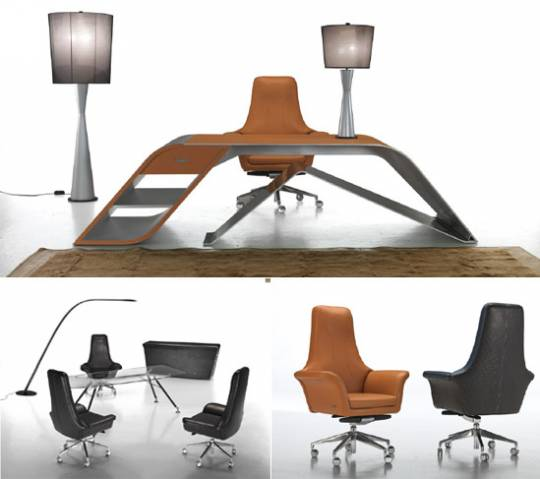 Aston Martin Furniture collection