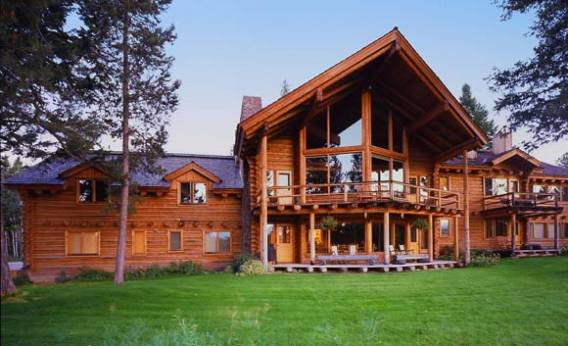 Teton Ridge Estate