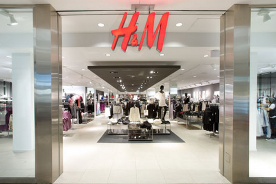 H&M fashion