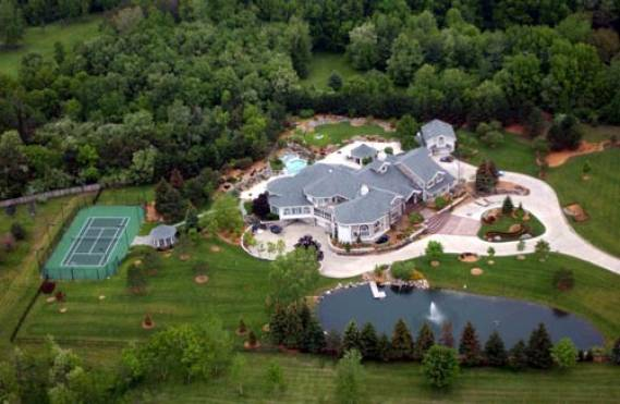 Michigan Mansion