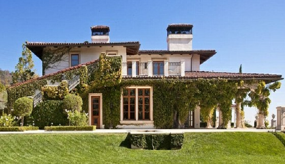 Brentwood mansion