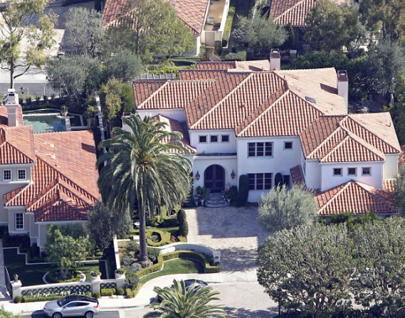 Basketball superstar Kobe Bryant's ex-wife Vanessa Laine recently put up her luxury mansion for sale for a reported price of $3.75 million