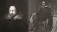 Two new Portraits of young Shakespeare recently discovered