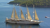 Sale and cycle with Windstar Cruises