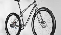 Paul Budnitz titanium bicycle is a high-end street bike