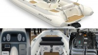 William's tenders lends Midas touch to the 505D powerboat