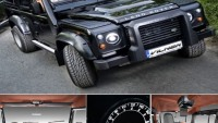 Vilner designs customized Land Rover for Russian oligarch