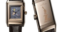 Jaeger- LeCoultre celebrates 80th anniversary of the Reverso with the one-off timepiece by Zep