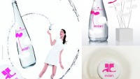 Evian partners with French fashion house Courrèges for limited edition water bottle