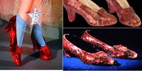 Celebrity Memorabilia: 'Wizard of Oz' Ruby slippers to go on auction