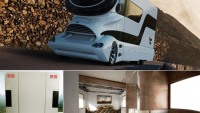Marchi Mobile's futuristic luxury camper van goes for sale