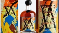 Damien Hirst designs limited edition bottles of Somerset Cider Brandy