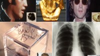 Top 5 bizarre celebrity collectibles sold at auction