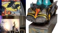 Batman memorabilia of South Florida millionaire to go on sale