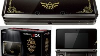 Nintendo unveils The Legend of Zelda 25th Anniversary 3DS with gold accents